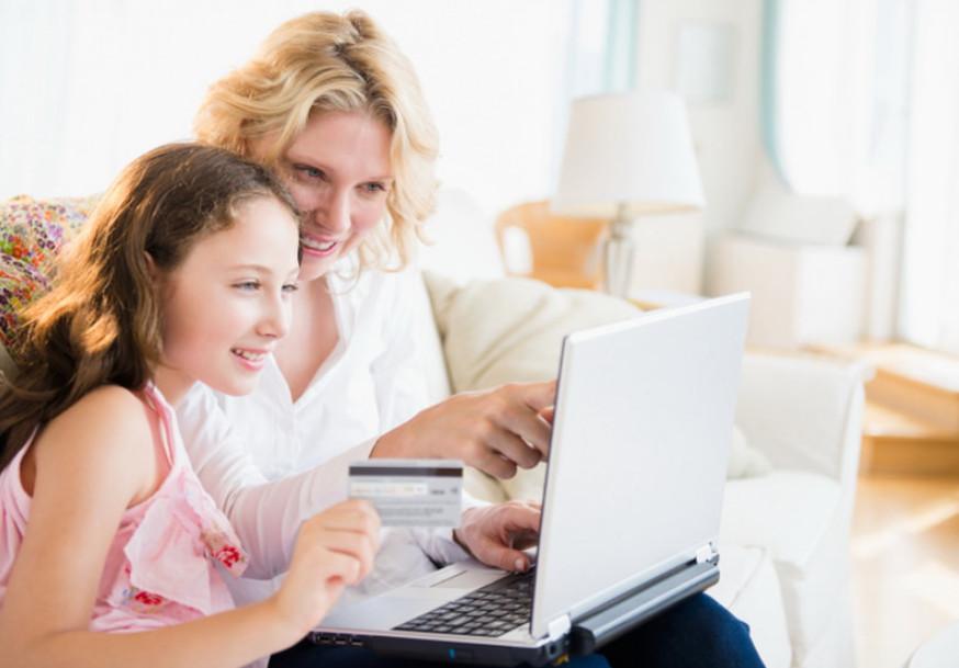 Сбербанк предоставляет безопасные условия для детей в возрасте до 14 лет использовать безналичный расчет при оплате