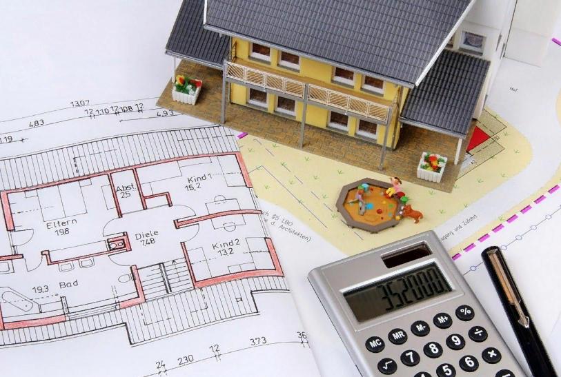 Стоимость ипотеки на постройку своего дома расчитывается индивидуально, в зависимости от срока кредитования, категории заемщика и размера первоначального взноса